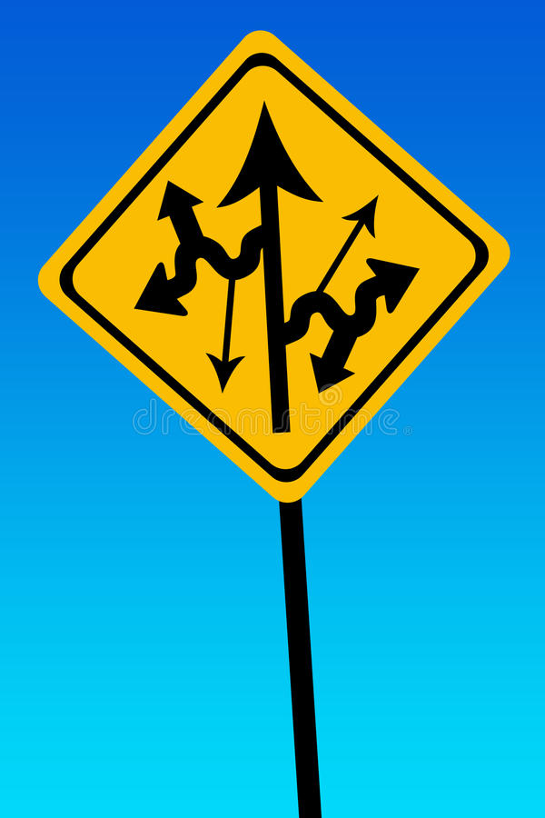 Download Which Way Stock Photo - Image: 30375710