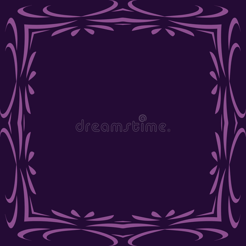 Download Whimsy Fun Border Frame stock vector. Image of space, pattern - 8117368