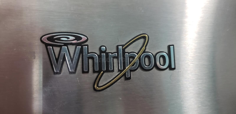 Whirlpool Logo stock image