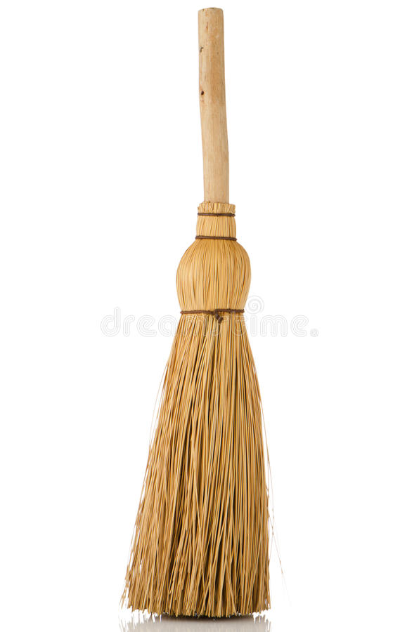 Free Whisk Broom Royalty Free Stock Photos - 25921138