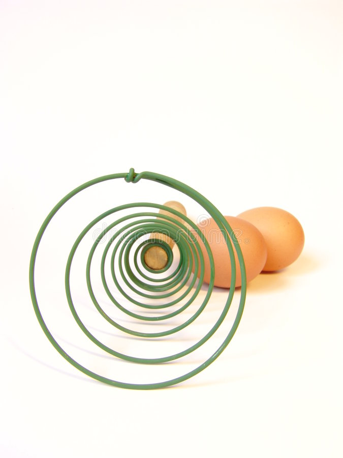 Free Whisk For Mixing Eggs Stock Photography - 188342