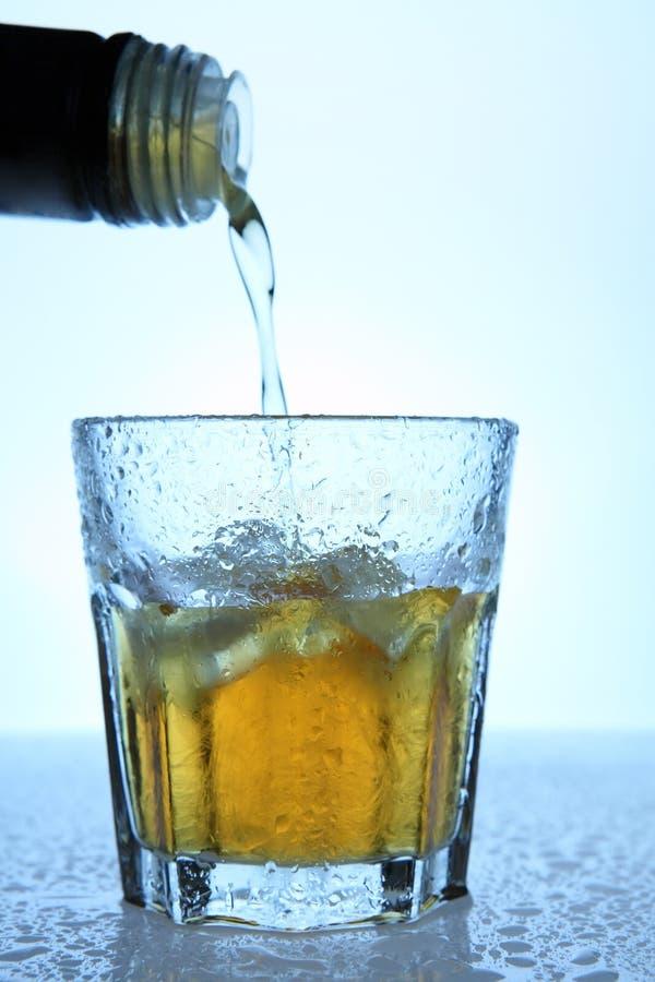 whiskey royaltyfri fotografi