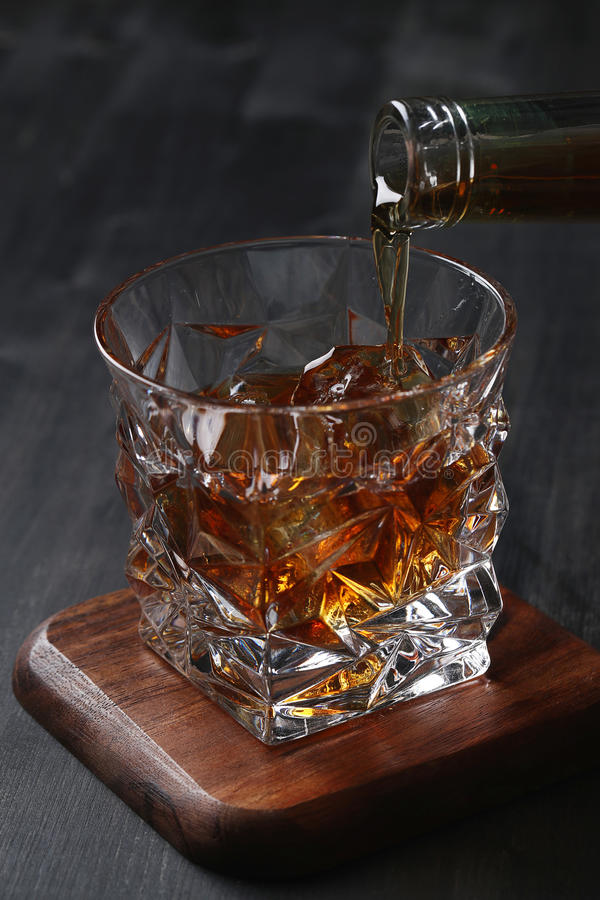 whiskey images stock