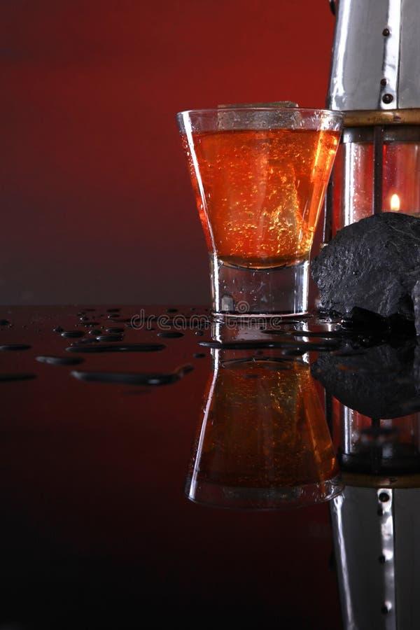 whiskey du mineur s photographie stock libre de droits