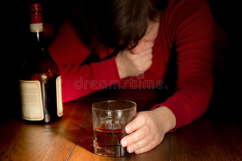 Download Whiskey Glass stock photo. Image of distraught, issues - 23671834