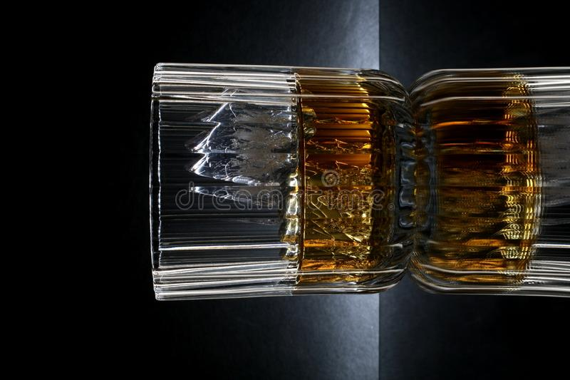 Download Whiskey on The Rocks stock image. Image of beverage, curves - 11047929