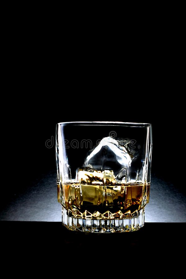 Download Whiskey On The Rocks Royalty Free Stock Photography - Image: 954817
