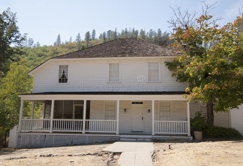 Whiskeytown Camden House stock images