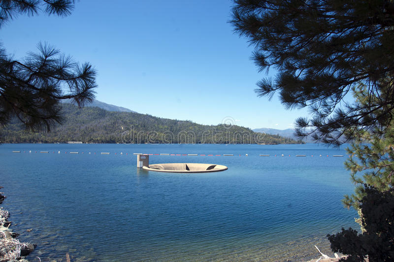 Download Whiskeytown Lake Beach stock image. Image of lake, recreation - 44345469