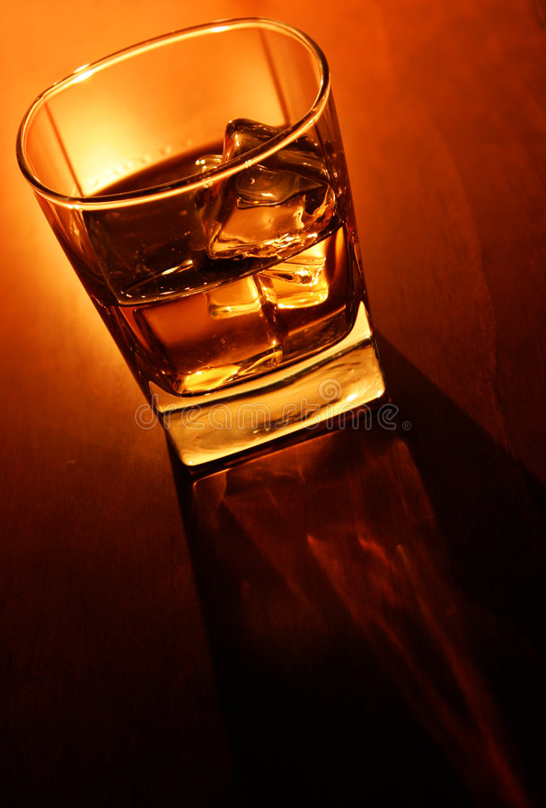 Whisky imagen de archivo