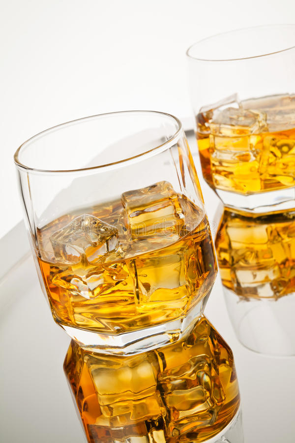 Whisky zdjęcia stock