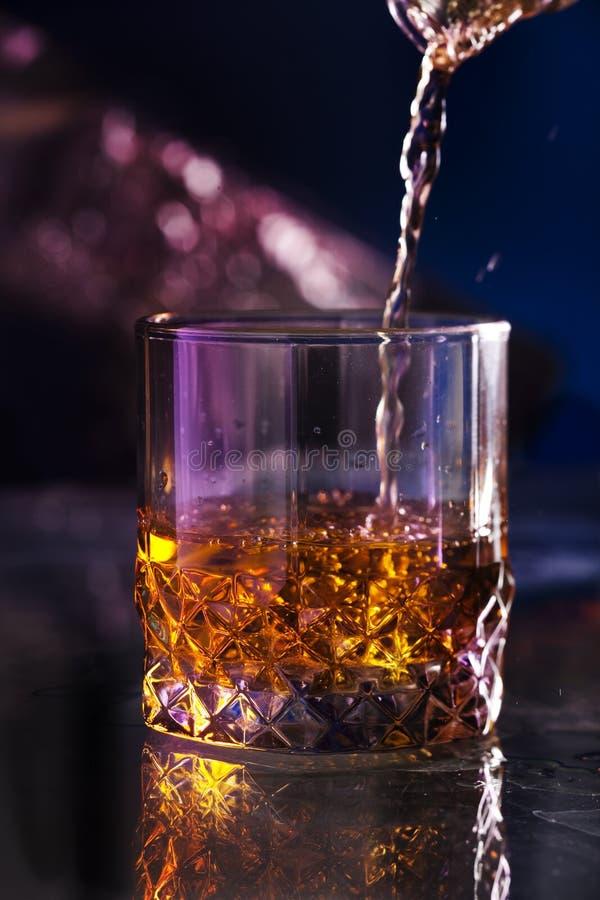 Whisky foto de archivo