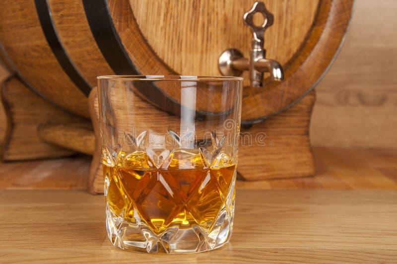 Whisky lizenzfreies stockbild