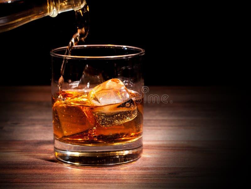 Whisky zdjęcia royalty free