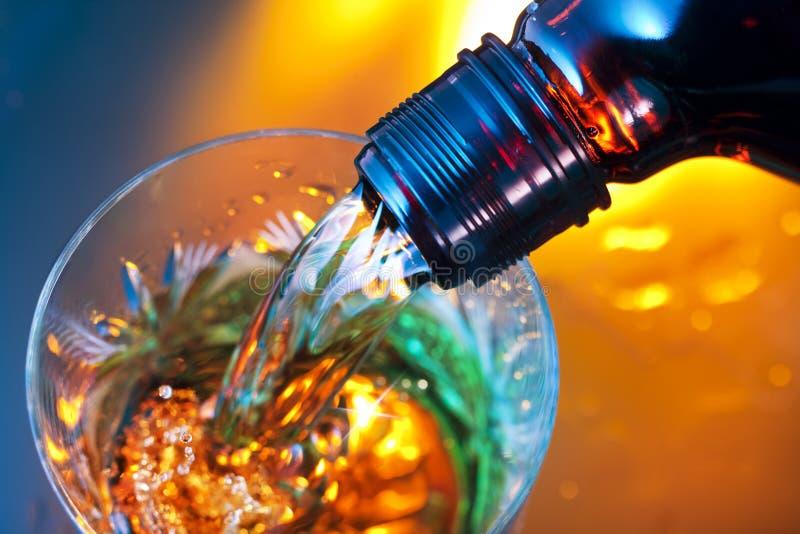 Whisky obraz stock