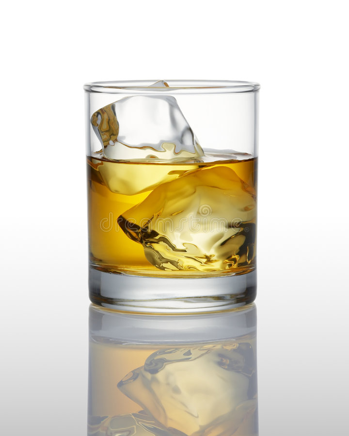 Whisky royalty free stock image