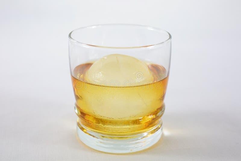 Whisky na lodzie zdjęcie stock