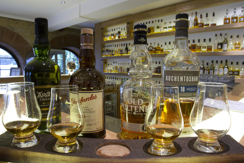 Whisky-Probenehmer