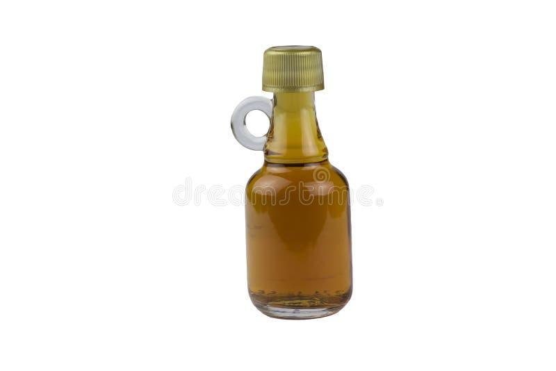Whisky w Krystalicznego szkła dekantatorze fotografia stock