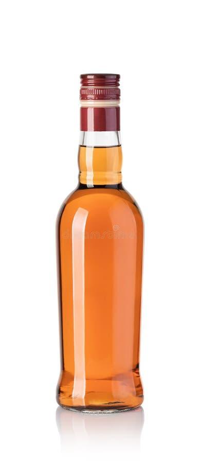 Whiskyfles stock foto