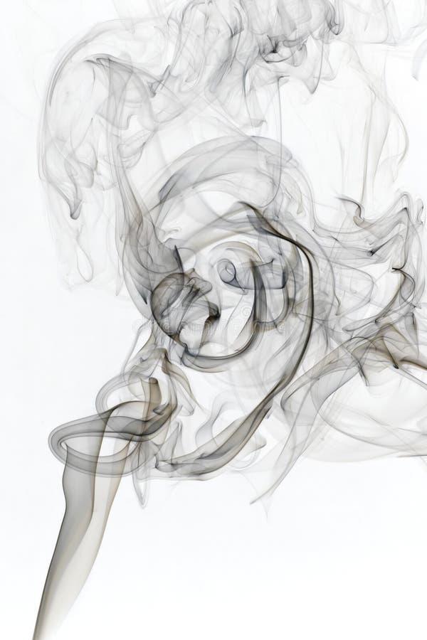 Whispy Rauch 20 lizenzfreies stockfoto