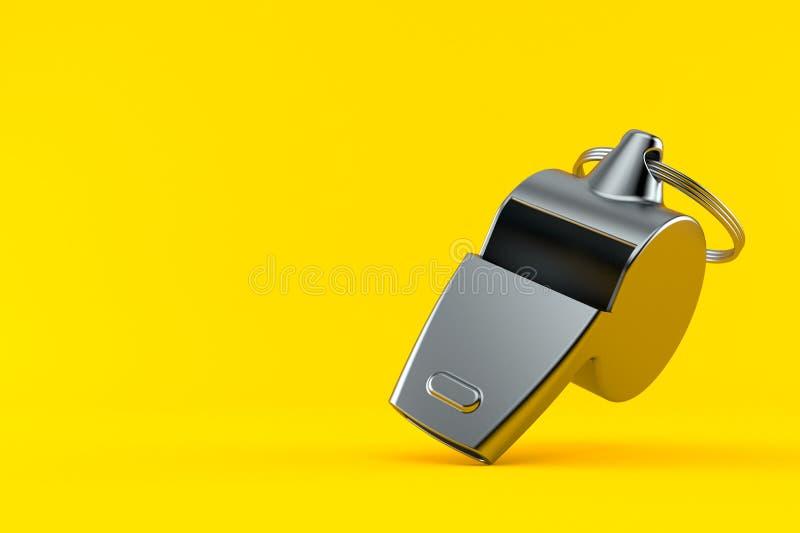 whistle vektor abbildung