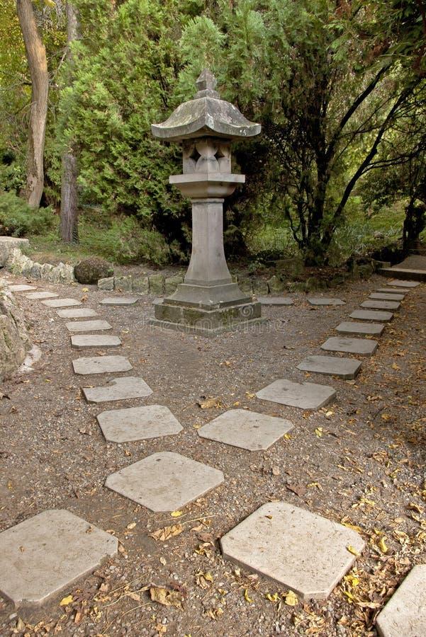 Whit de pedra quadrado das estradas transversaas um monumento fotografia de stock royalty free