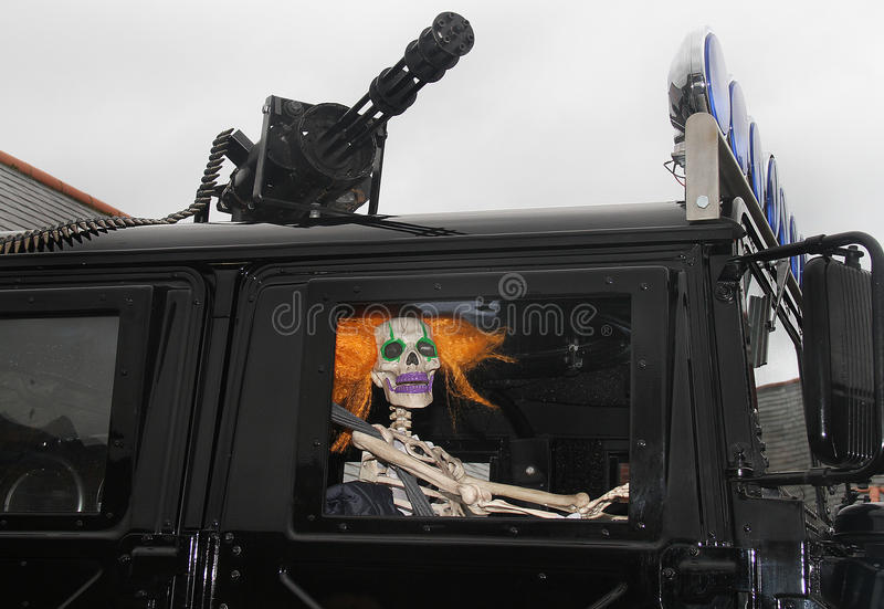 Download Whitby Goth Weekend 2013. editorial stock photo. Image of weekend - 35344978