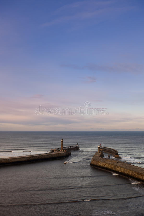 Free Whitby Harbour Royalty Free Stock Photos - 23870798