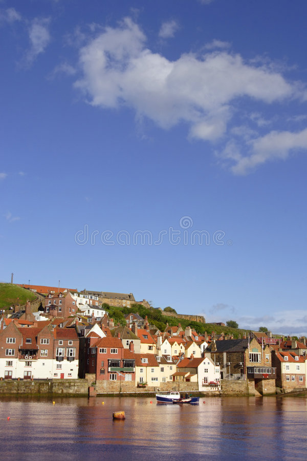 Free Whitby Harbour, UK Stock Image - 822301