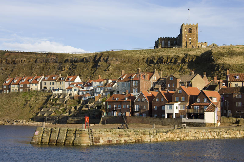 Download Whitby In North Yorkshire - United Kingdom Stock Image - Image: 17264925