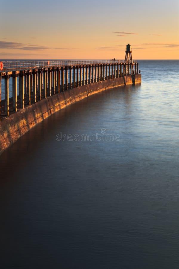 Free Whitby Pier 6 Stock Photos - 16224563