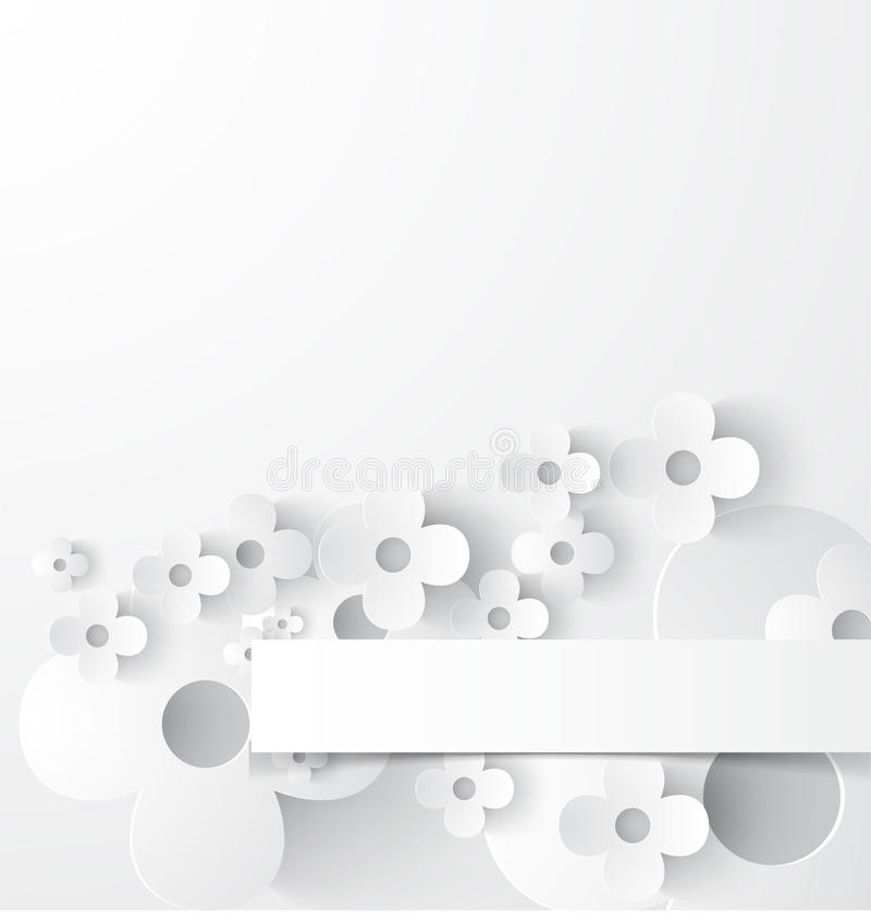 Free White Abstract Background Stock Photography - 29969702