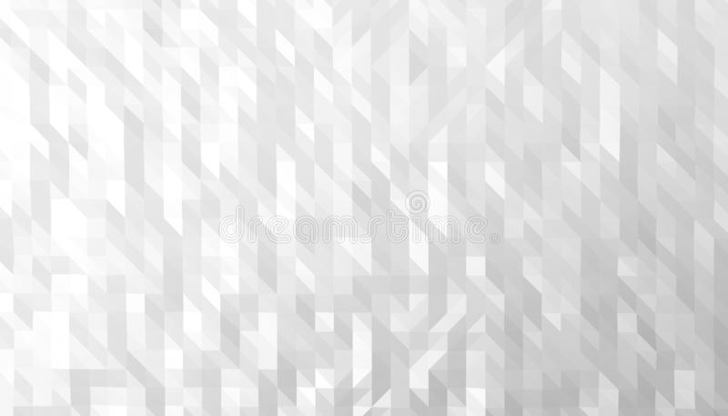 White abstract background design with copy space illustration. For design work stock illustration