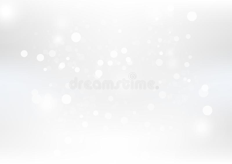 White abstract background, elegant luxury, stars and light rays, celebration holiday, vector illustration vector illustration