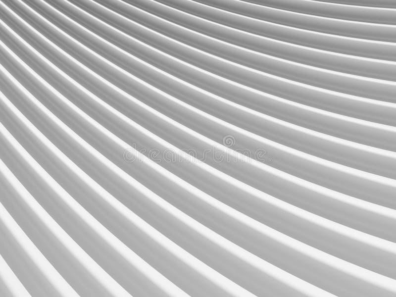 White Abstract FFabric Silk Satin Cloth Background. 3d Render Illustration vector illustration