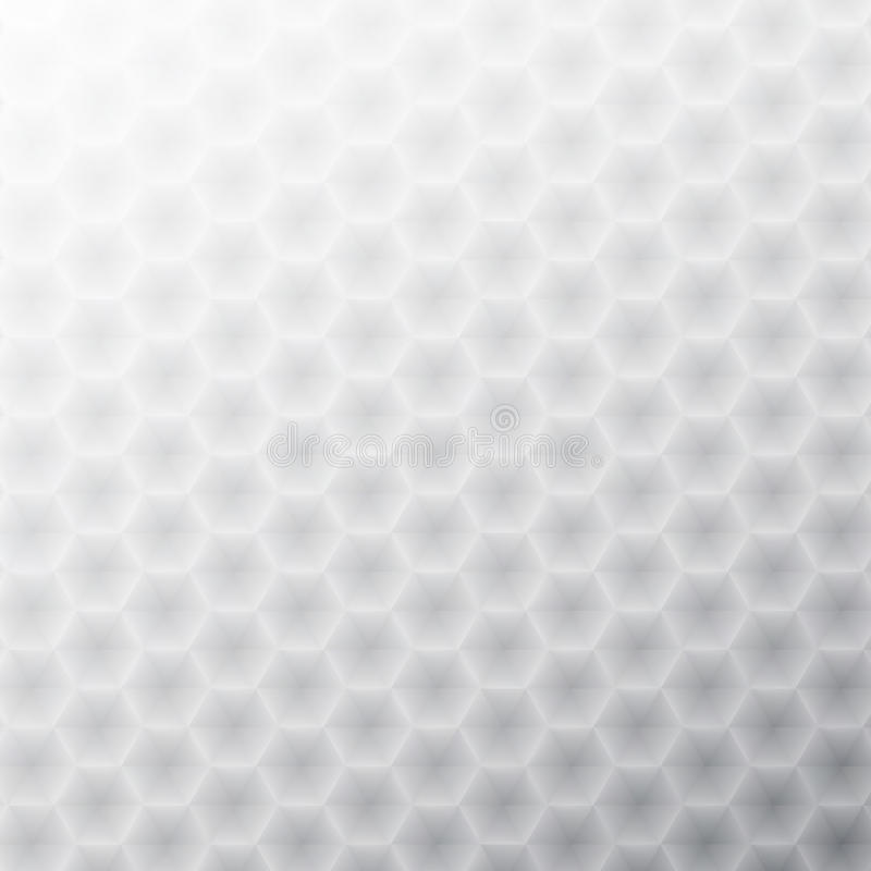 White abstract geometric background. + EPS8 royalty free illustration