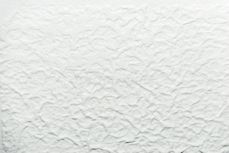 White Acoustic Popcorn Ceiling Stock Image Image Of