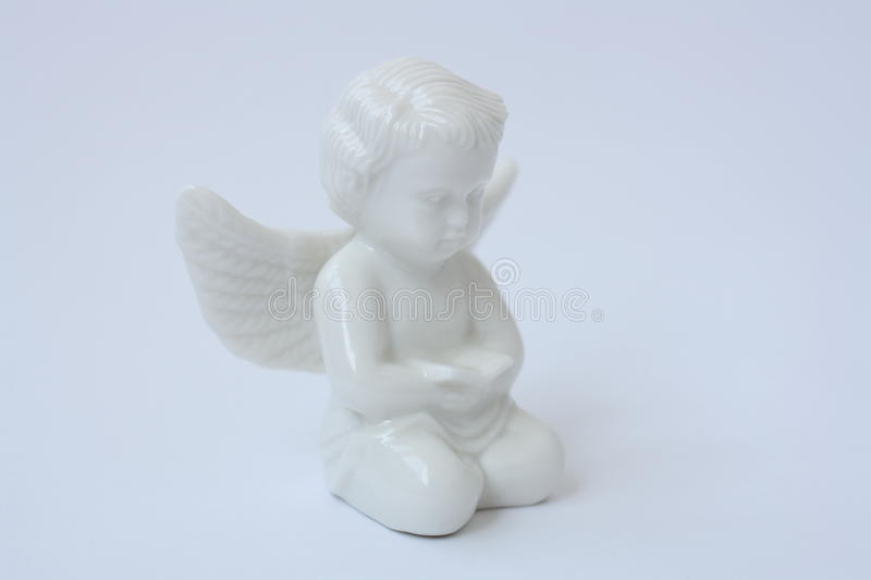 White angel stock images
