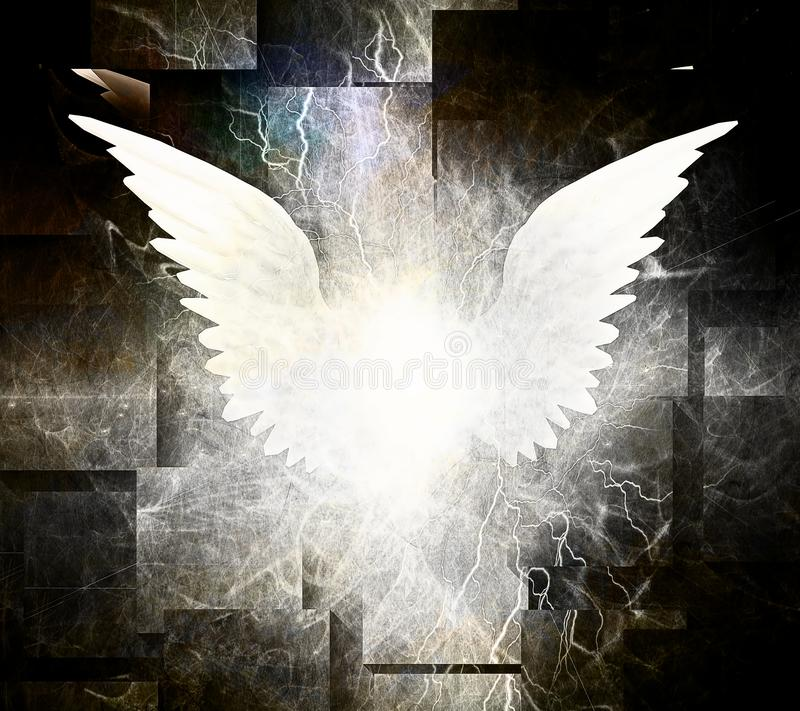 Abstract Wings Painting Stock Illustrations – 2,547 Abstract Wings ...