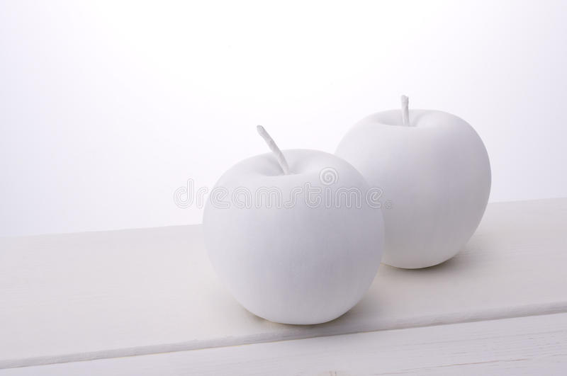 Download White apple object stock image. Image of interior, closeup - 26152411