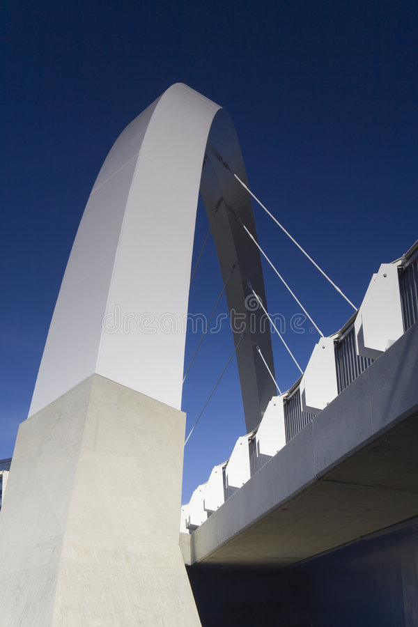Download White Arc Royalty Free Stock Photography - Image: 2224977