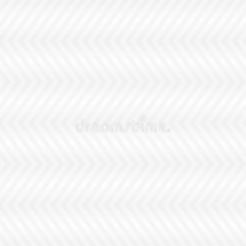 White arrows seamless vector texture background stock illustration