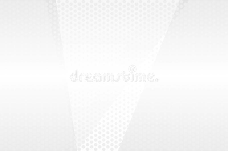 White background. Abstract background with copy space for text. royalty free illustration