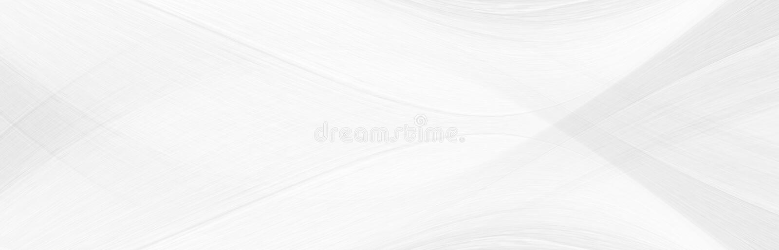 White background 3 d with elements of waves in a fantastic abstract design, royalty free stock images