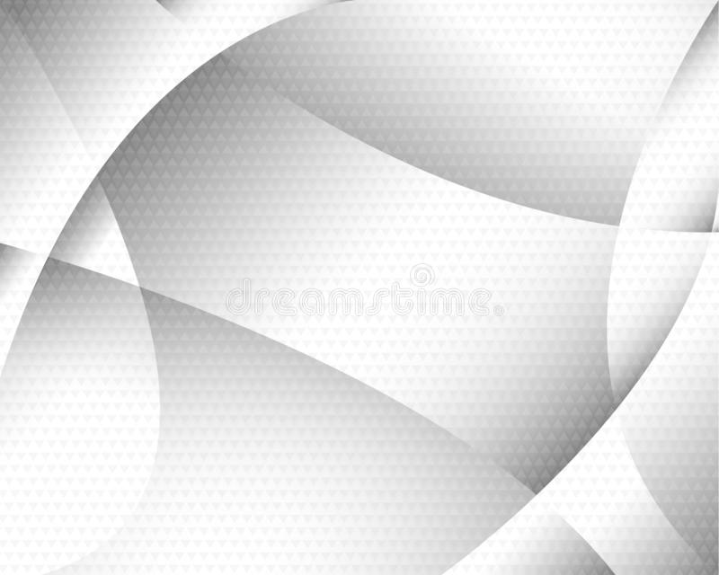 White background and triangle pattern royalty free stock photo