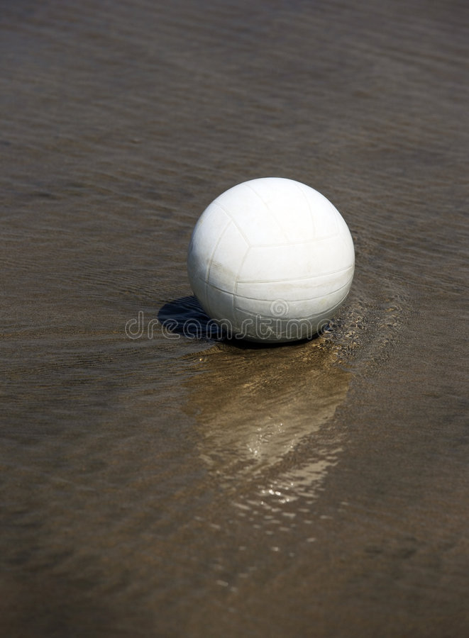 White ball royalty free stock photography
