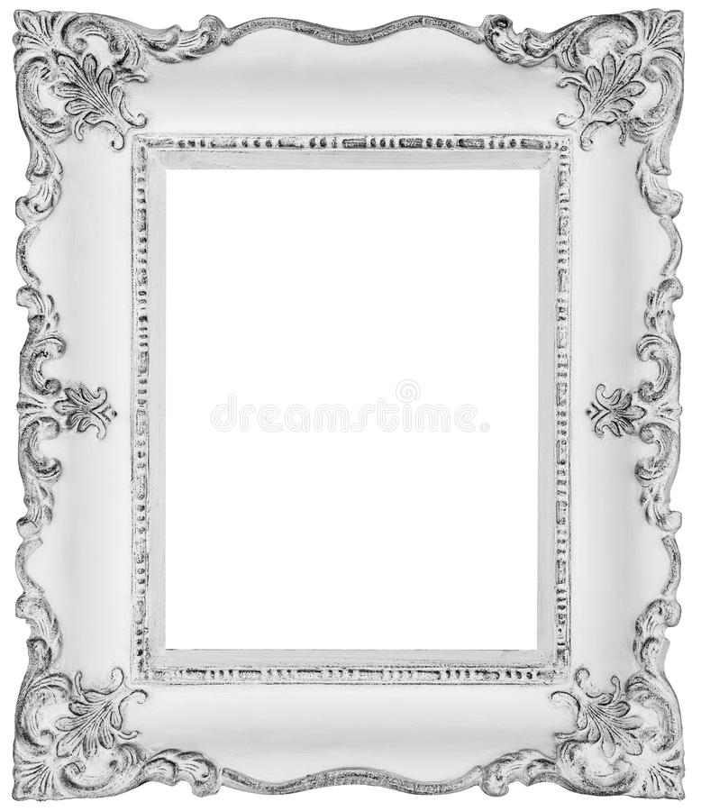 Funky White Baroque Frame Collection - Custom Picture Frame Ideas ...
