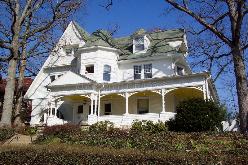 Download White Beauty stock photo. Image of victorian, home, house - 10216