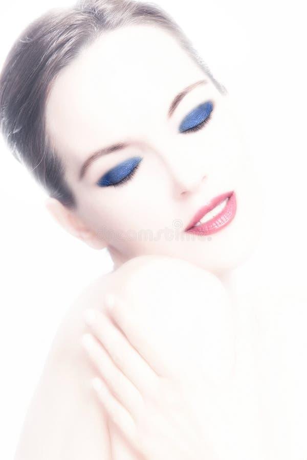 White beauty stock photography